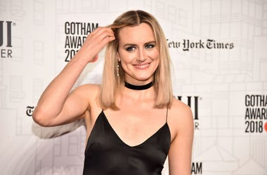 Taylor Schilling at an event
