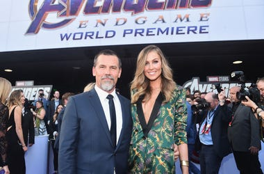 Josh Brolin at Avengers: Endgame World Premiere