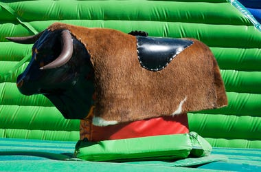 Mechanical Bull, Inflatables, Amusement Park