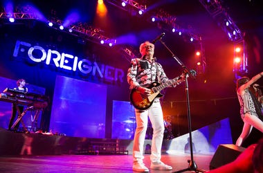 Foreigner's Mick Jones