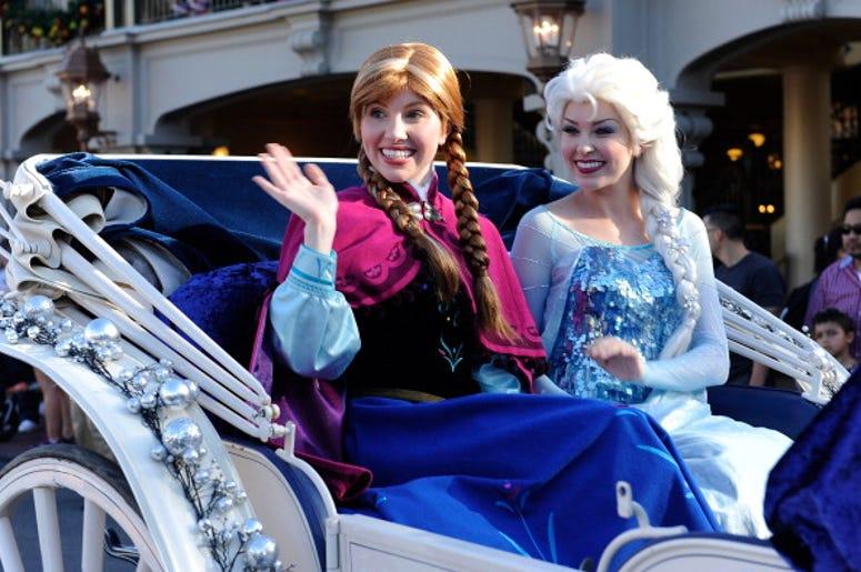 Ann and Elsa