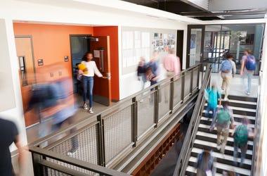 Busy High school