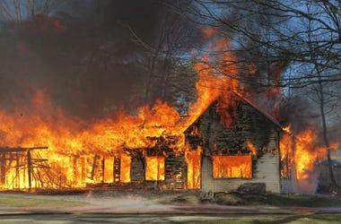 Hurst,Local,News,Home,House,Explosion,Gas Main,Truck,Texas,DFW,Dashcam,Footage,Video,ALT 103.7