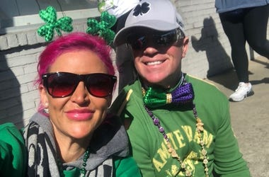 Sybil and Richie St. Pat's 2019