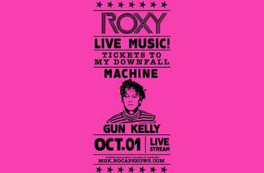 Machine Gun Kelly LIVE at the Roxy