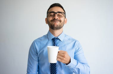 Man_Drinking