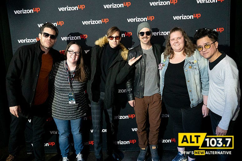 Saint Motel Meet & Greet