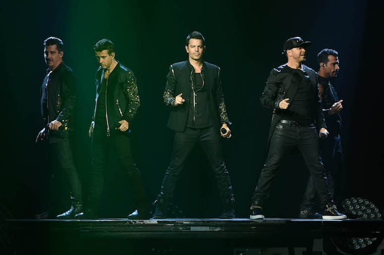 New Kids on the Block, Concert