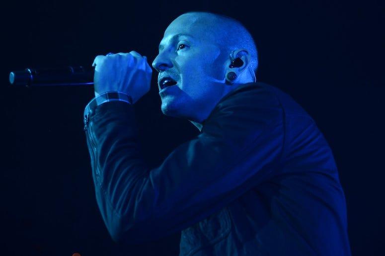Chester Bennington, Linkin Park, Singing
