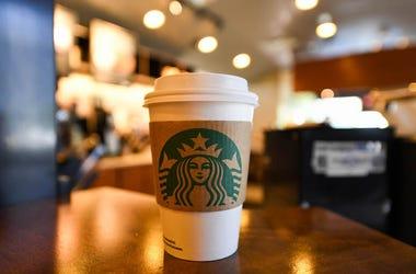 Starbucks, Cup, Logo
