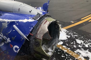 Plane, Crash, Engine, Failure, Flight