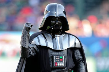 Darth Vader, Fist Pump, Star Wars
