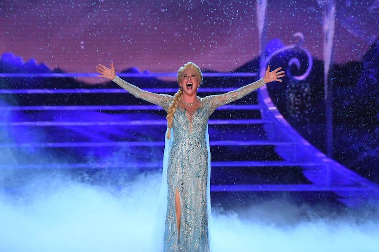 Caissie Levy, Elsa, Frozen, Broadway, Tony Awards, 2018