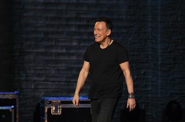 Bruce Springsteen, Tony Awards, Smile