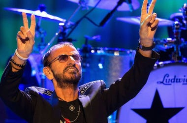 Ringo Starr, All Starr Band, Concert, Peace Sign, 2018