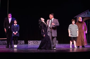 The Addams Family, Theater, Stage, The Harbor Playhouse, 2018