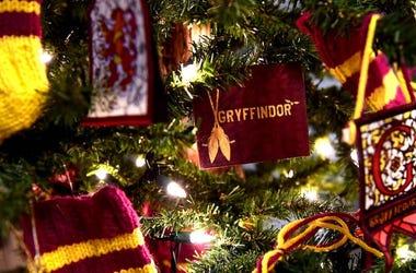 Harry Potter, Decorations, Gryffindor, Display