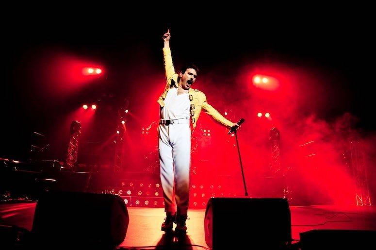 Patrick Myers, Freddie Mercury, Queen, Tribute Band, Killer Queen, Concert, 2019