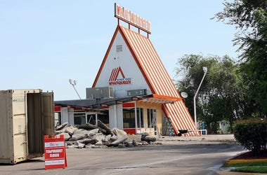 Whataburger, A-Frame, Corpus Christi, Construction, 2019