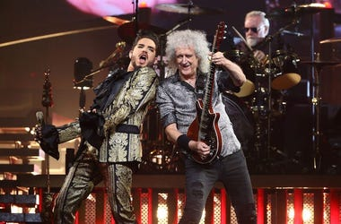 Queen, Adam Lambert, Concert, The Rhapsody Tour, Arizona, 2019