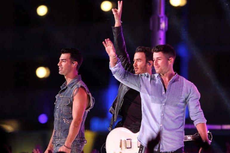 Jonas Brothers, Concert, The Boardwalk, Stone Pony, 2019