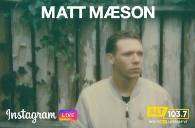 Matt Maeson ig