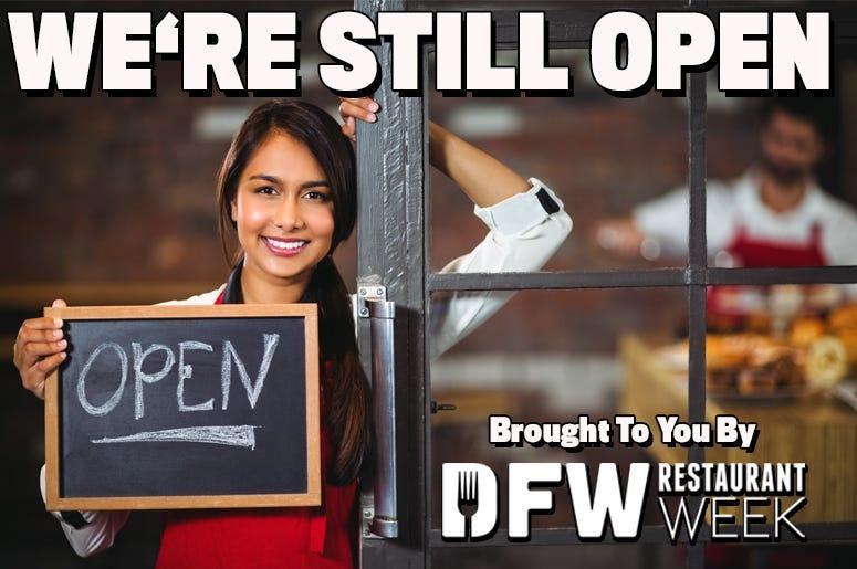 DFW RW Still Open