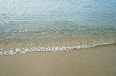 Beach, Water, Shore, Wave