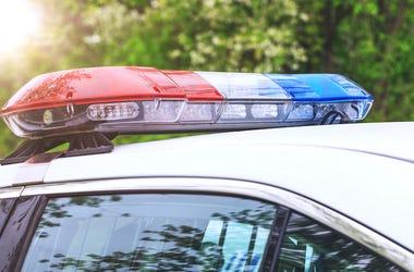 Police Car, Cruise, Lights, Siren