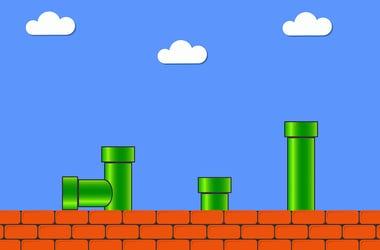Mario, World, Nintendo, Video Game