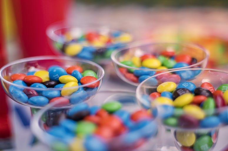 M&M's, Chocolate, Candy
