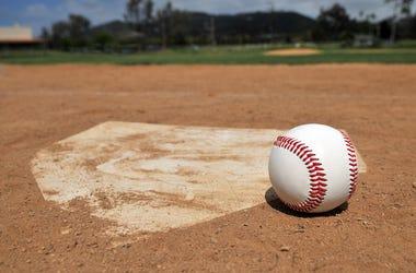 Baseball, Home Plate, Field