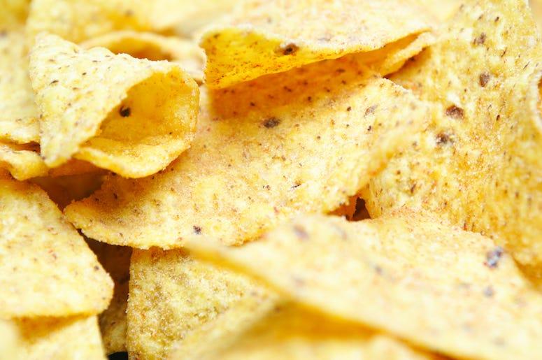 Tortilla, Nacho, Chips