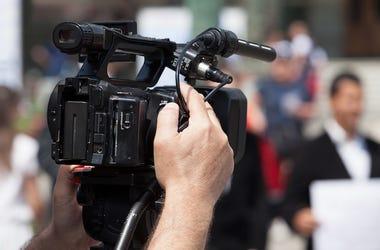 Camera, Filming