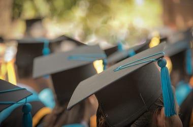 Graduation Caps, Ceremony