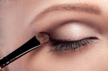 Makeup, Brush, Eye Shadow