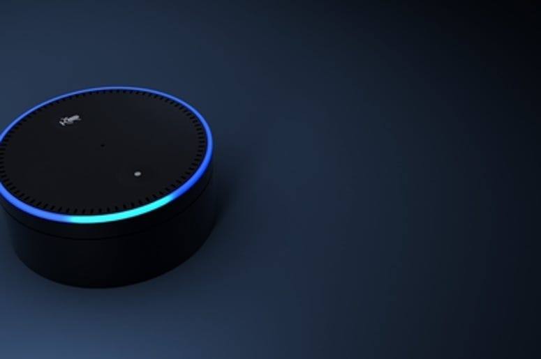 Echo Dot Rendering