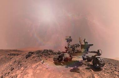 NASA, Mars Rover, Mars, Red Planet, Surface