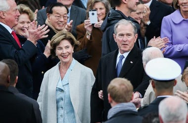 George W. & Laura Bush