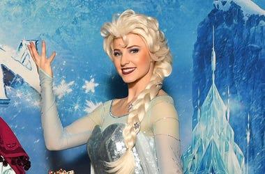 Elsa, Disney, Frozen