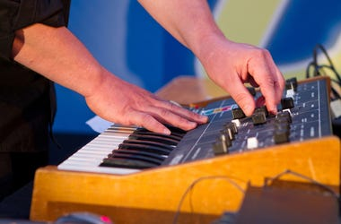 Synthesizer, Music, Sound, Recording