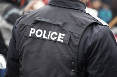 Police, Officer, Cop