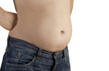 Belly, Weight, Man, Stomach