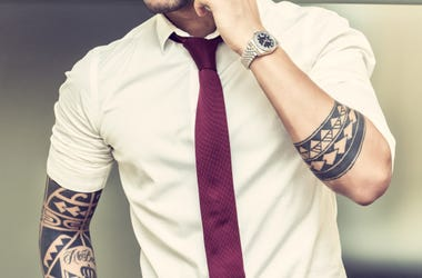Ties and Tattoos