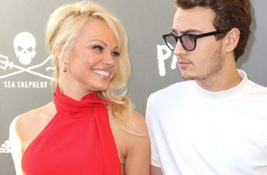 Pamela Anderson & Brandon Lee