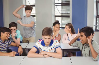 Bullies At School