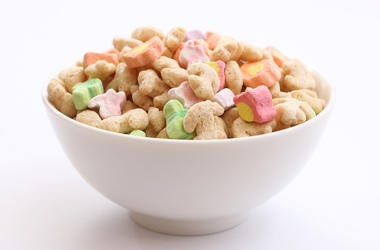 Lucky Charms, Cereal, Food, Breakfast