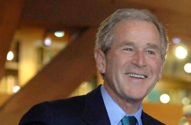 George W Bush, President