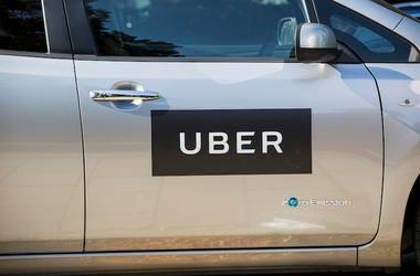 Uber, Car