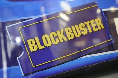 Blockbuster Video, Logo